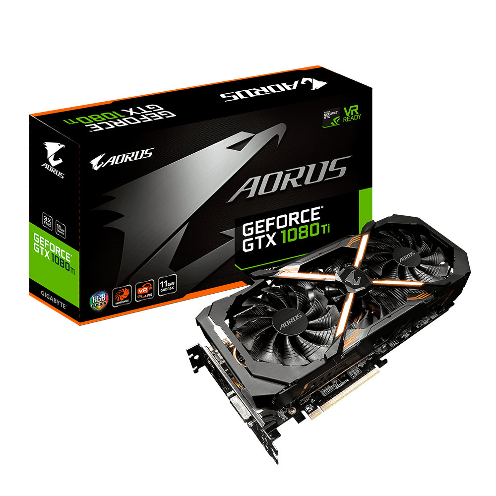 AORUS GeForce® GTX 1080 Ti 11G