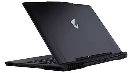 The X7 DT v8 is the best 17 in Aorus laptop to date.